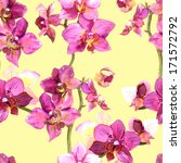 pretty tiled template with... | Shutterstock . vector #171572792