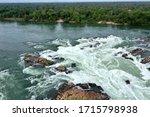 Khone Pha Pheng  Mekong River...