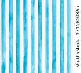 Watercolor Stripe Plaid...