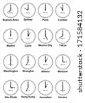 World Clock  Time Difference I...