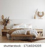 White Cozy Coastal Bedroom...