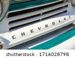 Vintage Chevrolet Front Grill...