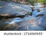 Early summer view of Yongchu Falls at Seonyudong Valley near Mungyeong-si, Korea