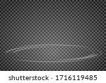 magic portal of fantasy.... | Shutterstock .eps vector #1716119485