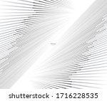 abstract warped diagonal... | Shutterstock .eps vector #1716228535