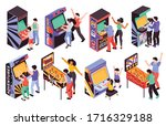 adult teen and kid persons...   Shutterstock .eps vector #1716329188