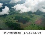Beautiful Sky View Of Sumatera...