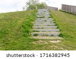 On A Hill There Is A Staircase...