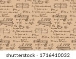 vector seamless pattern with... | Shutterstock .eps vector #1716410032