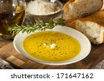 Italian Bread With Olive Oil...