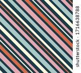 Diagonal Stripes Pattern....