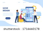 ui or ux design template for...