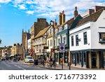 Cambridge  England   September...