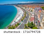 Amazing View Of Nice's Roofs...