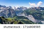 Switzerland  Panoramic View On...