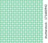 seamless cross pattern in green ... | Shutterstock .eps vector #171683942