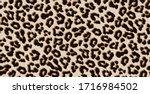 Animal Skin Pattern Seamless. ...