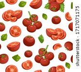 Tomatoes Eco Vegetables Organic ...