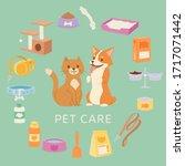 Pet Care Set For Petshop...