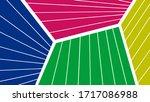 abstract 3d geometrical...   Shutterstock .eps vector #1717086988