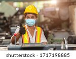 Women Worker Wear Disposable...