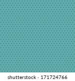 polka dot retro pattern   Shutterstock .eps vector #171724766