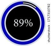 circle percentage diagram meter ...
