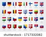 vector illustration european... | Shutterstock .eps vector #1717332082