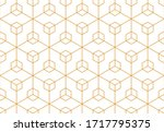 the geometric pattern with... | Shutterstock .eps vector #1717795375