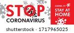 Corona Virus  2019 Ncov. Banner ...