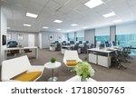 Modern Office Interior 3d...
