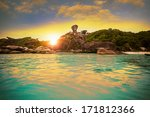 Similan Islands  Thailand ...