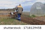 Homestead Farming  An Elderly...