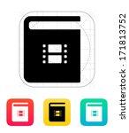 video book icon. vector...