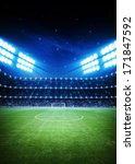 light of stadium | Shutterstock . vector #171847592
