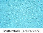 Beautiful Big Water Droplets On ...