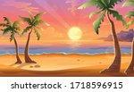 vector cartoon illustration of... | Shutterstock .eps vector #1718596915