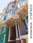 San Francisco Victorian Houses...