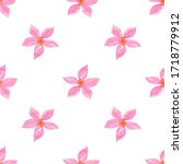 Summer Exotic Pink Hibiscus...