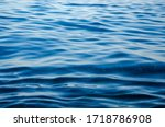 Abstract Sea Background Ripple...