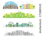building | Shutterstock .eps vector #171880142