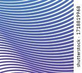 line wave background design...   Shutterstock .eps vector #1718819968