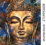 Head Of Lord Buddha Digital Art ...