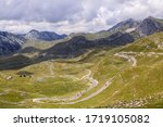Motorcycles On Durmitor Ring...