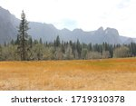 Spectacular Yosemite Valley...