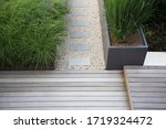 Garden And Terrace Design With...