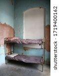 ankara turkey 05 18 2019  beds... | Shutterstock . vector #1719400162