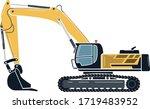 A Vector Graphic Of A Crawler...