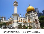 Masjid Sultan  Singapore Mosque ...