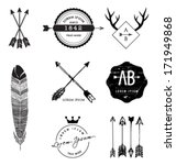 set collection of quality... | Shutterstock .eps vector #171949868